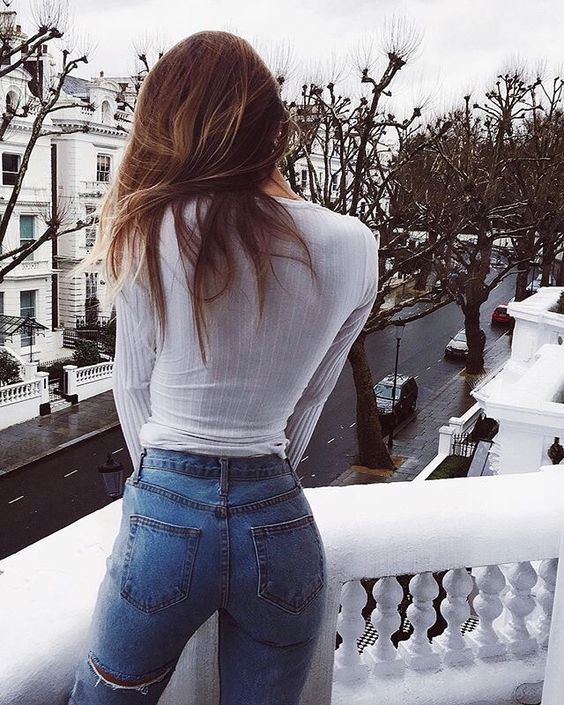 Vóc dáng mình thế nào thì mình chọn quần jeans như thế! - Ảnh 25.