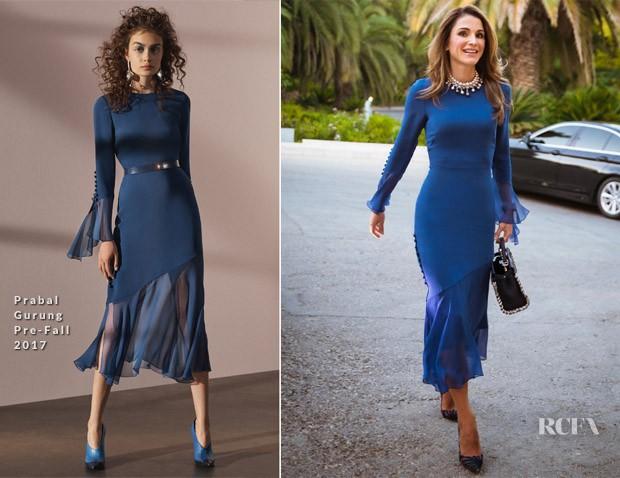 Hoàng hậu xứ Jordan - Biểu tượng của sắc đẹp, trí tuệ và phong cách thời trang của thế giới - Ảnh 8.
