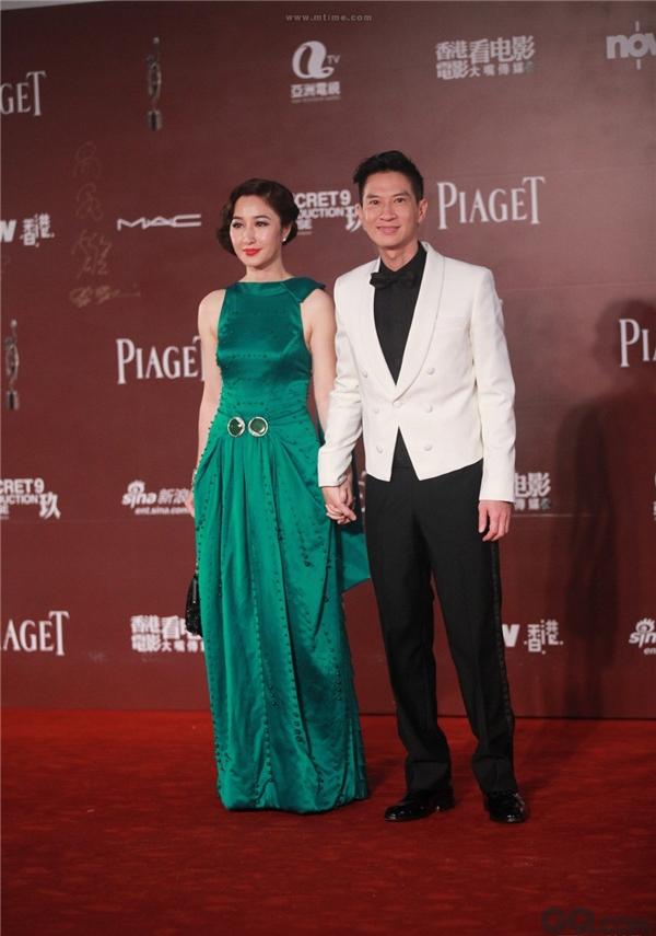 Trương Gia Huy nói về người vợ tào khang Quan Vịnh Hà: Bà xã chính là thu hoạch lớn nhất cuộc đời tôi - Ảnh 6.
