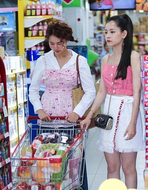 Cô nàng tóc xù Lan Ngọc bị chê từ đầu đến chân trong She was pretty phiên bản Việt - Ảnh 10.