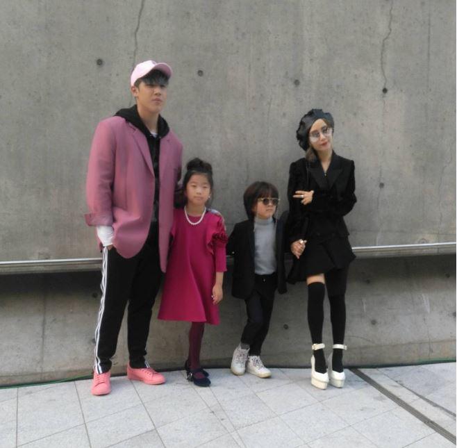 Đến tuần lễ thời trang Seoul, bạn sẽ chết mê với loạt street style chất lừ của các nhóc tì - Ảnh 15.