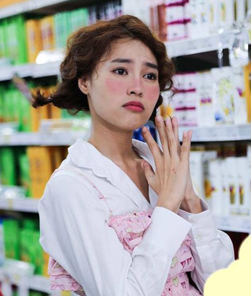Cô nàng tóc xù Lan Ngọc bị chê từ đầu đến chân trong She was pretty phiên bản Việt - Ảnh 11.