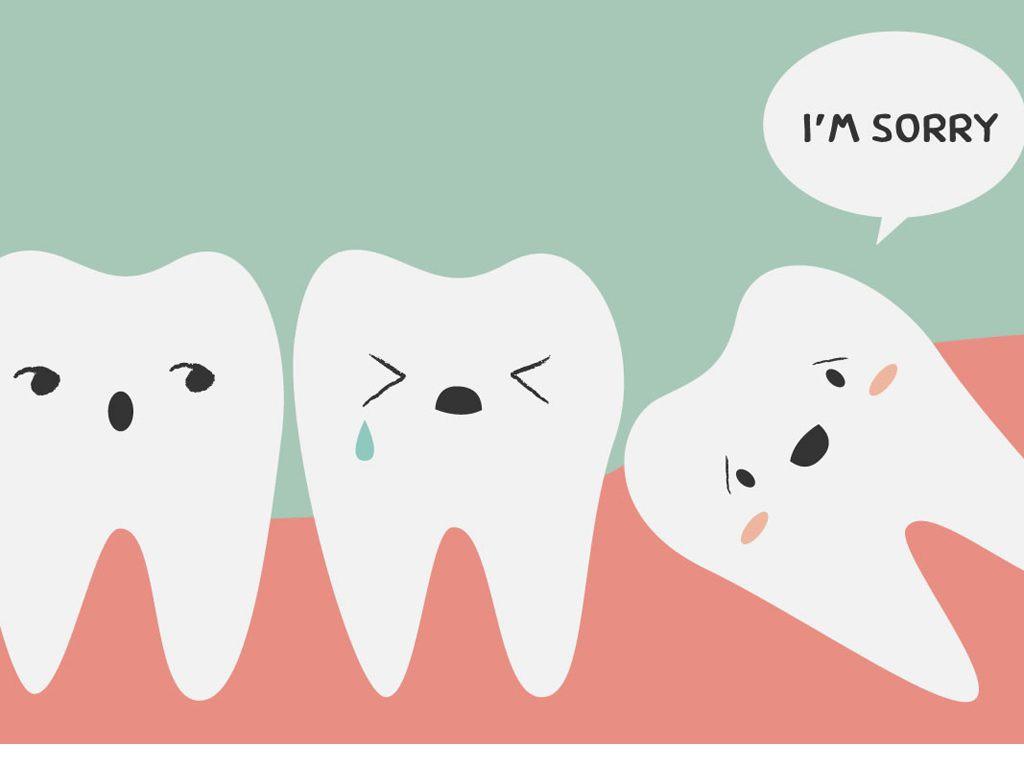 Kết quả hình ảnh cho của bạn chế tác động mạnh mẽ từ các răng