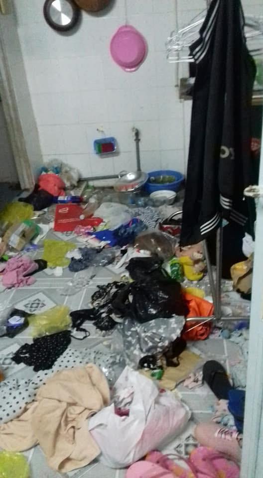Lại xuất hiện thêm gái xinh ở bẩn nhất hành tinh , nhà trọ hóa bãi rác sau 5 tháng thuê - ảnh 6
