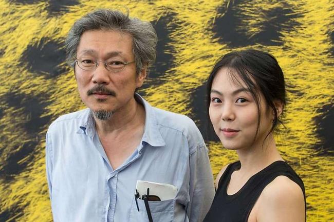 Sau nhiều tháng trốn chui trốn lủi vì ngoại tình, Kim Min Hee và tình già bất ngờ xuất hiện tại Hàn Quốc - Ảnh 2.