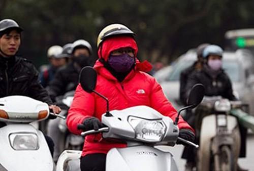 Hà Nội chính thức rét đậm, nhiệt độ dưới 12 độ C - Ảnh 1.