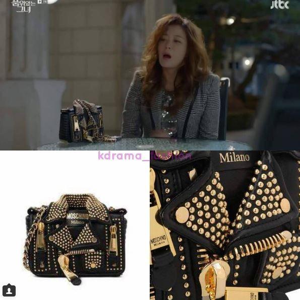 Mỹ nhân không tuổi Kim Hee Sun dát hàng hiệu không đếm xuể trong Phẩm chất quý cô - Ảnh 30.