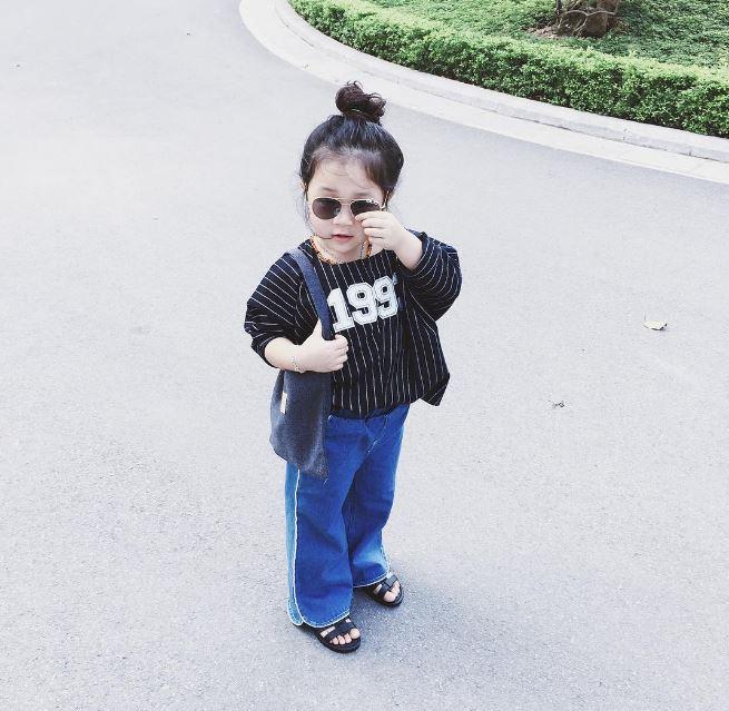 Đâu chỉ mỗi Hàn Quốc, ở Việt Nam có 4 cô nhóc này vừa xinh lại vừa mặc đẹp - Ảnh 15.