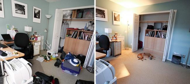 Học người Nhật Bản 9 phương pháp sắp xếp đồ đạc giúp nhà nhỏ hẹp đến mấy cũng vô cùng ngăn nắp - ảnh 3