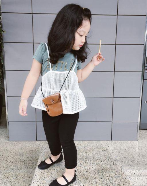 Đâu chỉ mỗi Hàn Quốc, ở Việt Nam có 4 cô nhóc này vừa xinh lại vừa mặc đẹp - Ảnh 17.