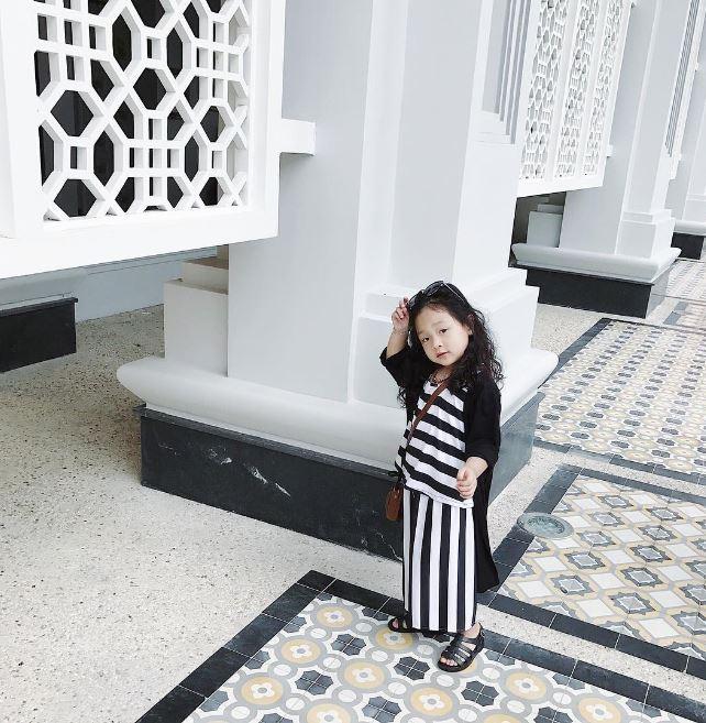 Đâu chỉ mỗi Hàn Quốc, ở Việt Nam có 4 cô nhóc này vừa xinh lại vừa mặc đẹp - Ảnh 11.