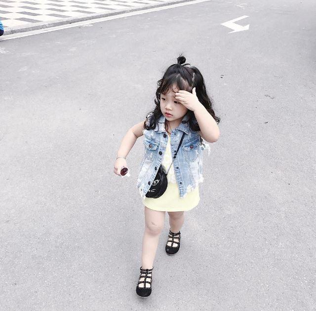 Đâu chỉ mỗi Hàn Quốc, ở Việt Nam có 4 cô nhóc này vừa xinh lại vừa mặc đẹp - Ảnh 14.