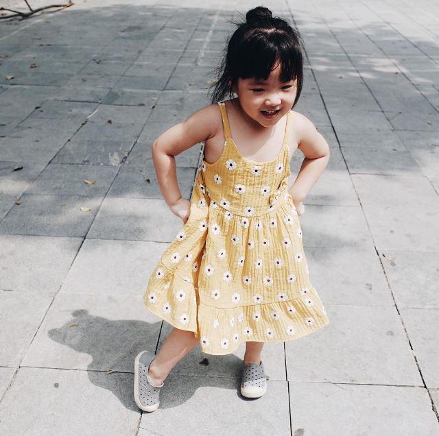 Đâu chỉ mỗi Hàn Quốc, ở Việt Nam có 4 cô nhóc này vừa xinh lại vừa mặc đẹp - Ảnh 30.