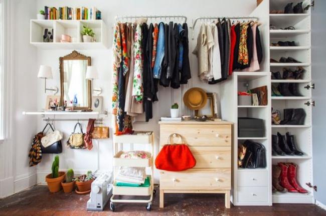 Học người Nhật Bản 9 phương pháp sắp xếp đồ đạc giúp nhà nhỏ hẹp đến mấy cũng vô cùng ngăn nắp - ảnh 6