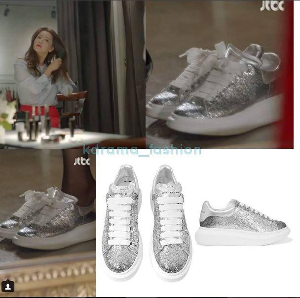 Mỹ nhân không tuổi Kim Hee Sun dát hàng hiệu không đếm xuể trong Phẩm chất quý cô - Ảnh 26.