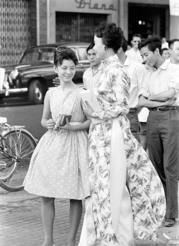 Hơn nửa thế kỷ trước, phụ nữ Sài Gòn đã mặc chất, chơi sang như thế này cơ mà! - Ảnh 36.