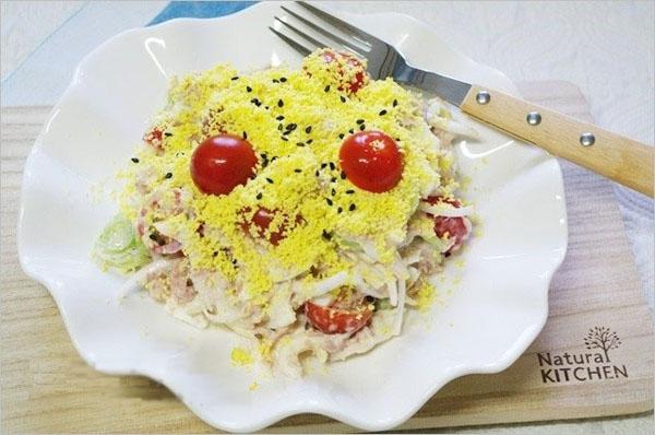 Giữ dáng giảm cân với 3 công thức salad đơn giản mà ngon - Ảnh 10.