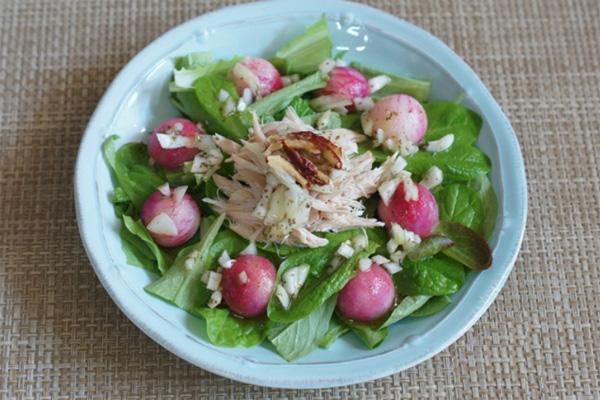 Giảm cân giữ dáng với 2 công thức chế biến salad rau - Ảnh 4.