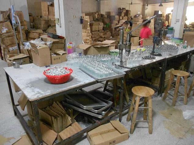 Quy trình sản xuất mỹ phẩm gắn mác