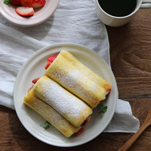 Đổi vị cho bữa sáng thật hoàn hảo với sandwich cuộn trái cây - Ảnh 4.