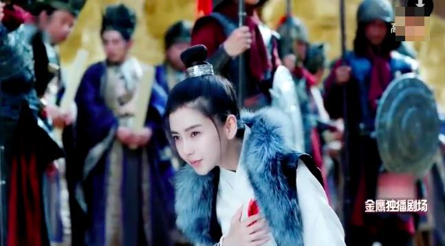 Vừa mới nói lời yêu Chung Hán Lương, Angelababy đã bị người thương đâm suýt chết - Ảnh 3.