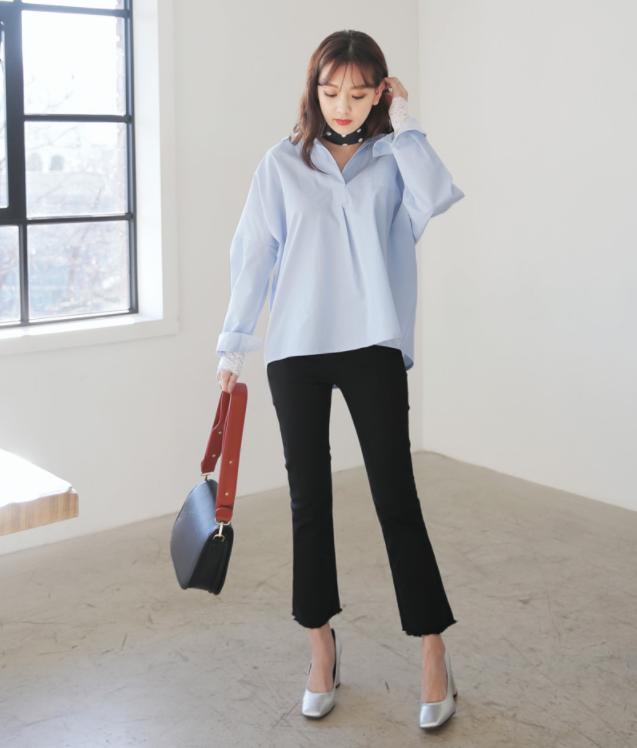 Điểm qua một vài cách diện đồ hay ho với cặp đôi kinh điển: quần jeans và sơmi - Ảnh 13.
