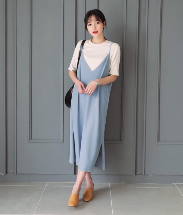 Những cách mix đồ cho mùa mới bạn có thể ứng dụng ngay khi lượn lờ qua các shop đồ online của Hàn - Ảnh 2.