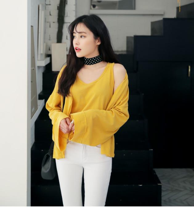 Những cách mix đồ cho mùa mới bạn có thể ứng dụng ngay khi lượn lờ qua các shop đồ online của Hàn - Ảnh 5.