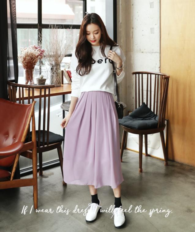 Những cách mix đồ cho mùa mới bạn có thể ứng dụng ngay khi lượn lờ qua các shop đồ online của Hàn - Ảnh 16.
