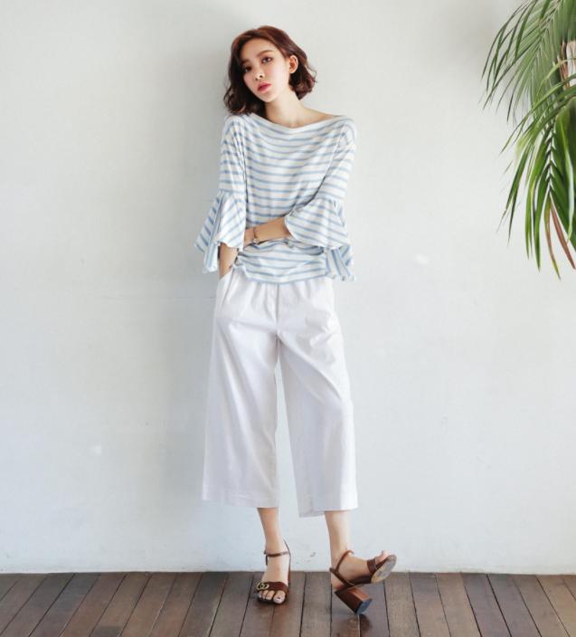 Cả tuần mặc đẹp với quần culottes - chiếc quần chưa bao giờ hết hot đối với nàng công sở - Ảnh 13.