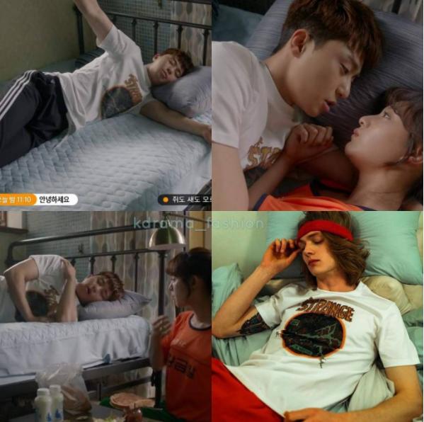 Choi Ae Ra và Go Dong Man - cặp đôi hâm hâm dở dở cũng có gu thời trang hay ho phết nhé! - Ảnh 27.