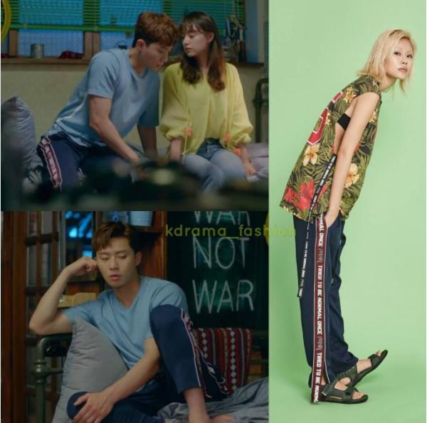 Choi Ae Ra và Go Dong Man - cặp đôi hâm hâm dở dở cũng có gu thời trang hay ho phết nhé! - Ảnh 29.