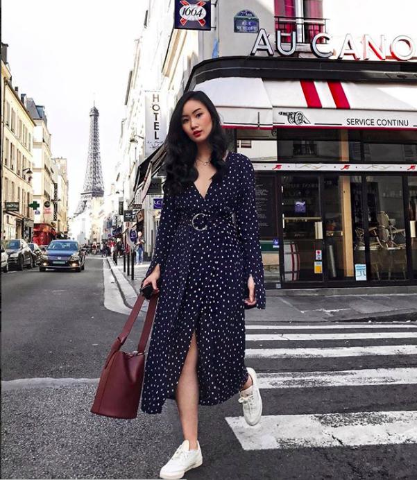 Blazer và jeans chính là combo được các quý cô châu Á ưu ái nhất tuần qua - Ảnh 18.