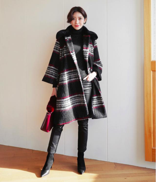 Chính xác thì đây là chiếc áo khoác dáng dài được các chị em nhiệt tình săn đón trong mùa lạnh này - Ảnh 10.
