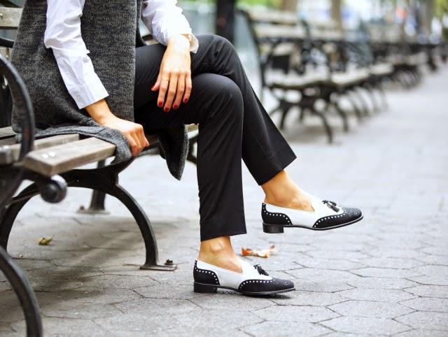 Những mẫu giày bệt thoải mái cho ngày nàng công sở quá mệt mỏi vì giày cao gót - Ảnh 5.