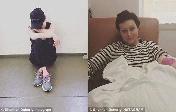 Nữ minh tinh, ngôi sao của seri truyền hình 90210 chia sẻ hành trình chiến đấu với ung thư vú - Ảnh 2.