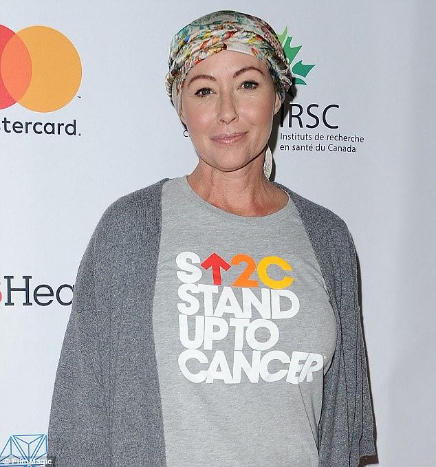Nữ minh tinh, ngôi sao của seri truyền hình 90210 chia sẻ hành trình chiến đấu với ung thư vú - Ảnh 3.