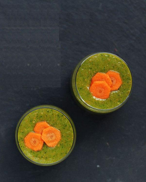 3 cách chế biến sinh tố cà rốt thơm ngon dinh dưỡng - Ảnh 2.