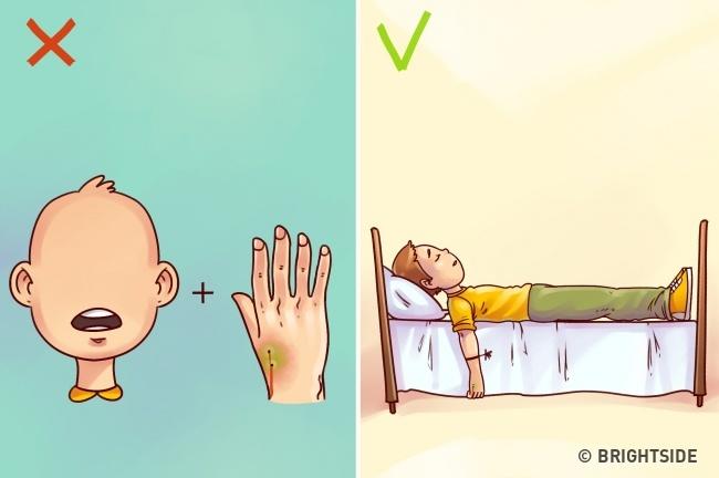 7 sai lầm trong sơ cứu vết thương, bị bệnh khiến bạn nguy hiểm - Ảnh 7.