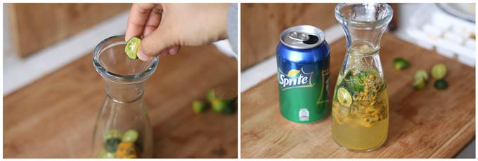 Giải tỏa cơn khát ngày hanh hao với công thức làm soda chanh dây thơm nức ảnh 3