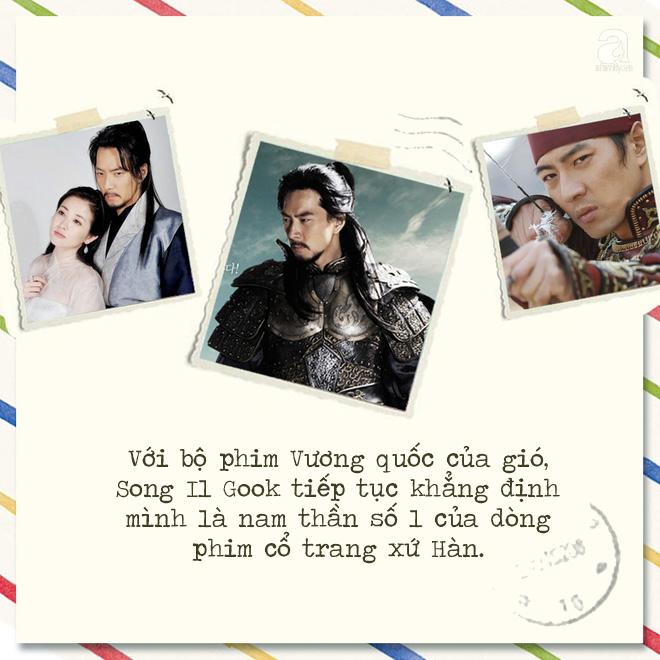Song Il Gook: Từ