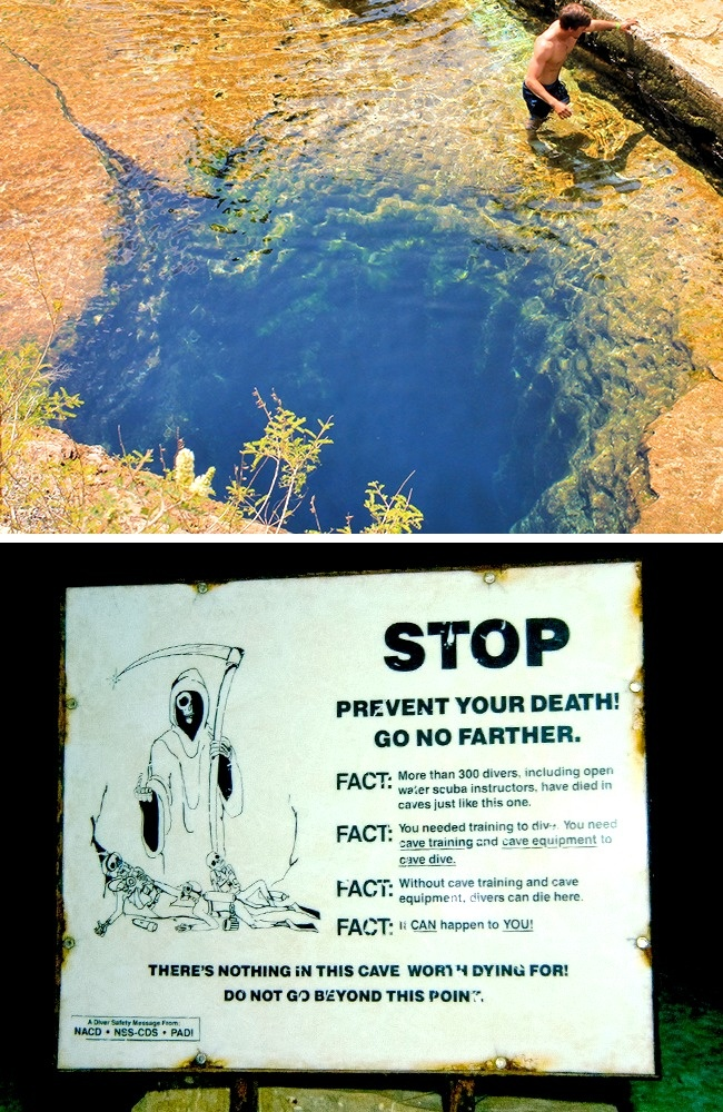 10 vùng sông nước đẹp như tranh vẽ nhưng ẩn chứa nguy hiểm không ai dám đặt chân đến - ảnh 2