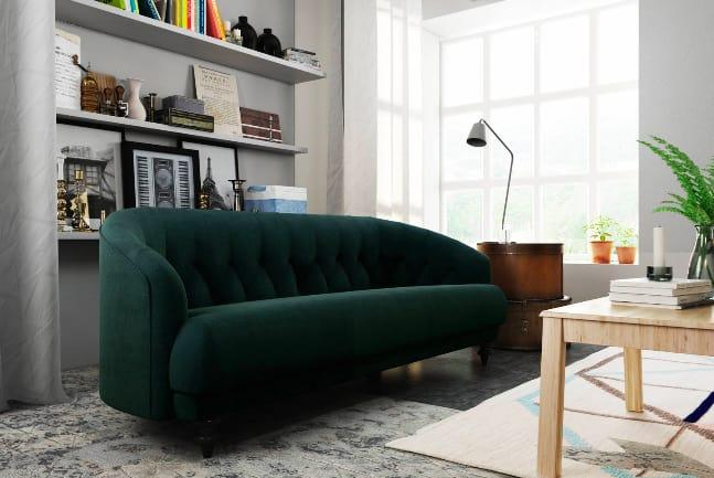 Đổi gió cho phòng khách với những mẫu sofa thiết kế đẹp và giá mềm - Ảnh 2.