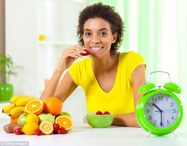Muốn giảm cân, hãy ngừng ăn sau 2 giờ chiều - Ảnh 2.