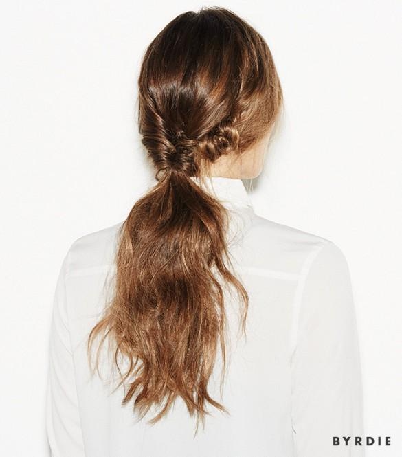 Tóc đuôi ngựa buộc thấp  – đơn giản nhưng chưa bao giờ hết hot - Ảnh 15.