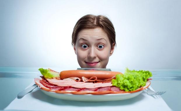 Những cách trị cơn thèm ăn cực hiệu quả để giảm nguy cơ tăng cân - Ảnh 1.