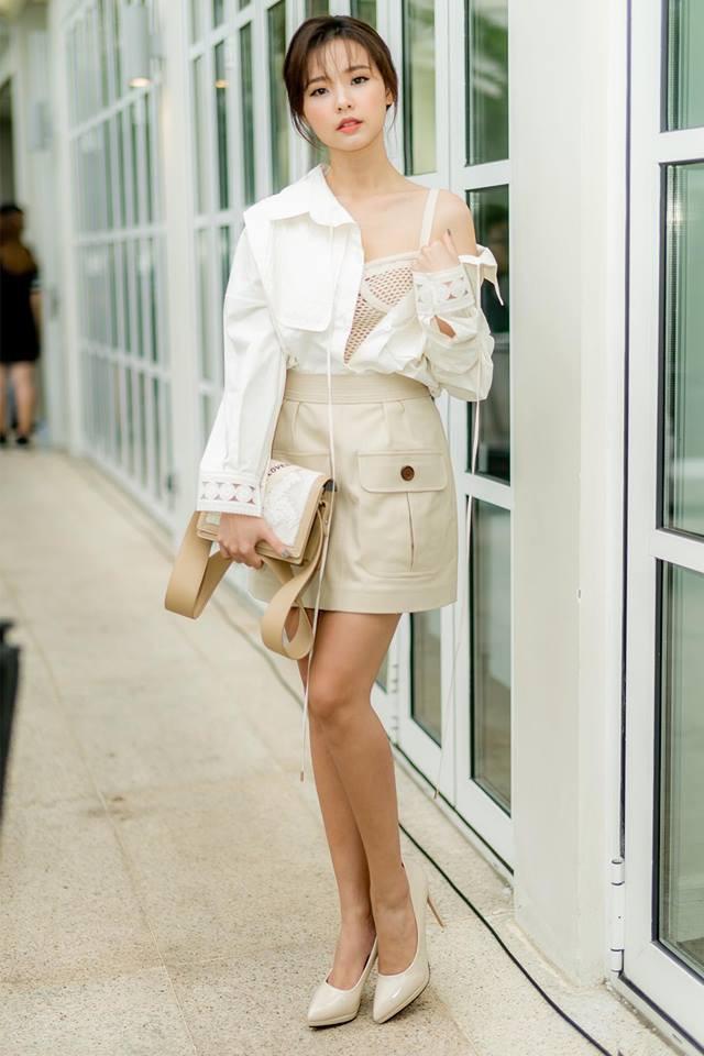 Điểm chung giữa phong cách thời trang và nhan sắc của Midu và tình mới Phan Thành - Ảnh 15.