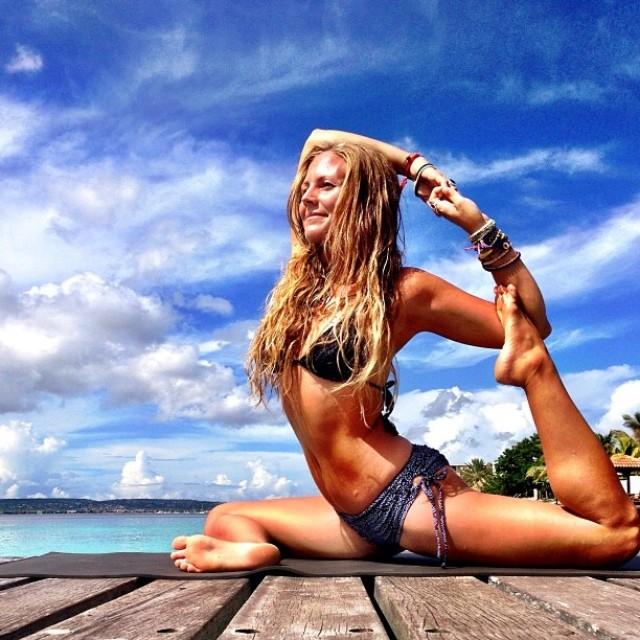Yoga Girl Rachel Brathen bật mí những lợi ích không ngờ mà yoga đã đem lại - Ảnh 4.