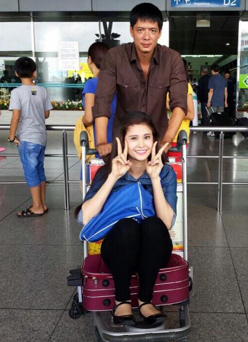Ảnh thân mật của Bình Minh - Trương Quỳnh Anh không phải đóng phim như lời đồn - Ảnh 5.