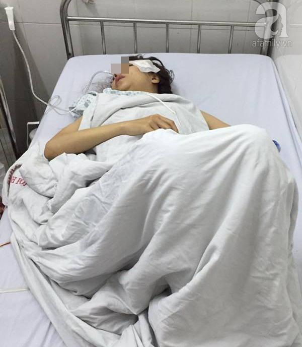 Anh trai người vợ trẻ nghi bị chồng đâm phải nhập viện: Em gái tôi bị chồng đánh nhiều lần nhưng cứ chịu đựng - Ảnh 1.